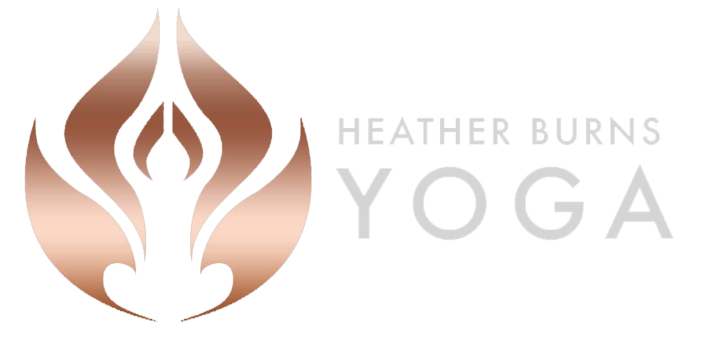 Heather Burns Yoga Logo